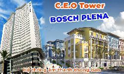 Lắp đặt âm thanh tòa nhà cao tầng C.E.O Tower: Thông báo, phát nhạc nền, báo cháy khẩn cấp